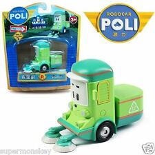 ROBOCAR POLI DIECAST CAR SERIES CLEANY