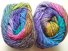 Noro Silk Garden Yarn Mohair Wool Brights One Skein 301 Color Lot L