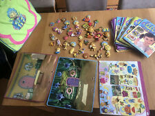 Fifi & The  Flowertots Huge Bundle Including Magnetic Creations Characters & Bag