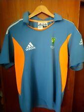 Cricket Australia Adidas Polo  Shirt US Medium UK 40/42 Clima Cool