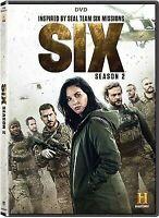 Six: Season 2 (DVD, 2018, 2-Disc Set)