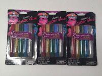 Elmers Classic Glitter Glue 5 Pens Set Of 3 Total 15 Pens c4