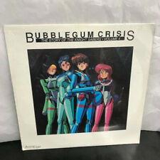 Bubblegum Crisis Volume 4 Laserdisc Animeigo AD092-005