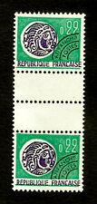 FRANCE PRE-OBLITERE Yv 125 w/Point millesimes - MNH