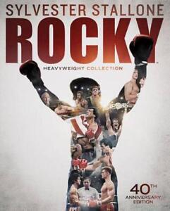 ROCKY: HEAVYWEIGHT COLLECTION NEW BLU-RAY