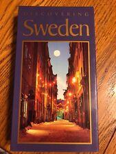 Discovering Sweden (VHS, 1991) Reader's Digest Used Ships N 24h