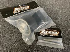 BWoody Anti-Slip Idler Pulley V2 for Hellcat with Metco Billet Aluminum Pulley