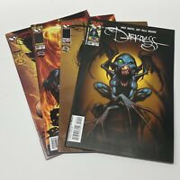 The Darkness Comic Issues 10, 11, 20 And 25, Lot Of 4
