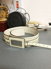 Karen Millen Leather Belt Small