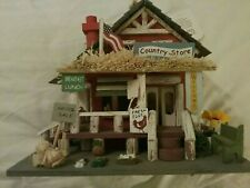 849179010829 Colorful Country Store Birdhouse, Songbird Valley