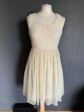 American Rag Cie Ivory Dress Size S