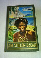 """Karl May Verlag Bamberg Band 11, """"Am stillen Ozean""""  1954  407.Taus."""