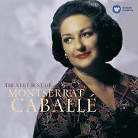 Montserrat Caballe - Very Best of Montserrat Caballe [CD]
