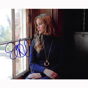 Jennifer Lawrence (26838) Authentic Autographed 8x10 + COA