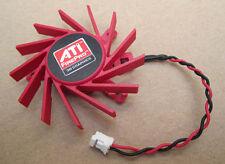 ATI Radeon hd5550 5570 5670 v4800 plb05710s12hh Lüfter 2pin #m519 QL