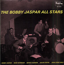 Bobby JASPAR All Stars Spanish LP BARCLAY/FRESH SOUND 84023 URTREGER, DISTEL
