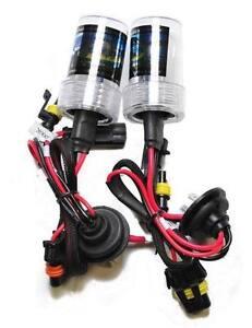 Paar Lampen Xenon Xenon Hid Ersatz Set H7 6000K 6000 K für Auto Camper SUV
