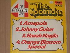 "THE SPOTNICKS -Amapola- 2x7"" EP 45 Polydor"