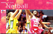 Netball (Know the Game), Good Condition Book, All England Netball Association, I