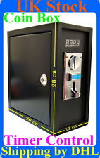 Coin operated Timer Control Power Supply box to Control electronicl device 220V
