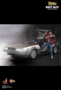 NEW HOT TOYS BACK TO THE FUTURE MARTY MCFLY 1/6 MMS257