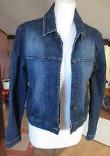 Damen Jeans Jacke Gr. M