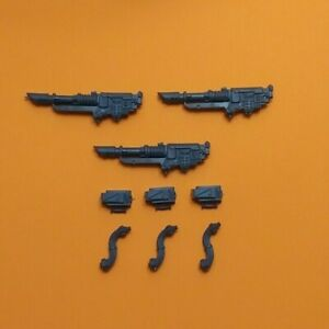 Astra Militarum Imperial Guard Cadian Heavy Weapon Team Right  Arm x3