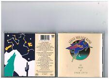 STEVE MILLER BAND   CD . ..THE BEST OF.GREATEST HITS..