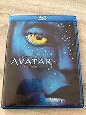 Avatar BLU-RAY (Like New, Original, No Copy) James Cameron 2 Disc Set