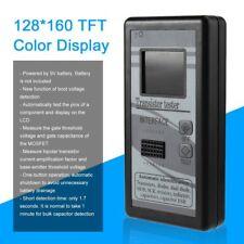 LCD ESR Meter Transistor Tester Capacitance Inductance Diode Triode MOS NPN d
