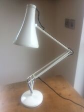 Vintage Industrial Herbert Terry Angle-poise Lamp Desk Table Light Anglepoise