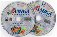 AMIGA COMPUTING Magazine Collection on Disk ALL ISSUES (1200/500/600/CD32 Games)