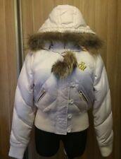 Roca Wear Women's Down Hooded jacket vest  coat  SIZE  M