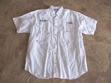 Mens size L,large Columbia PFG camp shirt