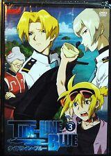 'Tide-Line Blue' Volume 3 DVD NEW Free next day ship 13UP Episodes 8-10