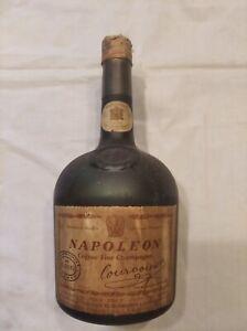 Vintage Napoleon Courvoisier Brandy Cognac Fine Champagne nombré limité BL 8882