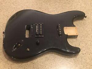 1987 ESP 48th Street Guitar Body Loaded Seymour Duncans