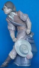 Lladro Porcelain Aramis Musketeer Figurine 6119