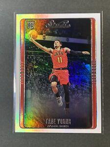 Trae Young 2018-19 Studio Holo Rookie RC Card Atlanta Hawks