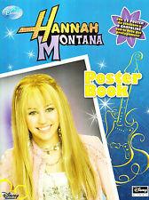 Hannah Montana. Poster book - Disney libri - Nuovo in offerta!