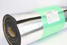 1m x 1m GlassMAT™ ZR 30mm Foil Faced Closed Cell Foam Self Adhesive Insulation