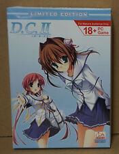 Da Capo II (D.C. II) PC game Limited Edition
