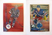 1995-96 Collector's Choice #234 Kovalev Alexei PLATINUM player's club rangers