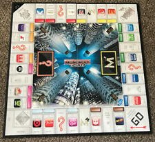 Monopoly Empire Silver Edition Replacement Part - Game Board Only