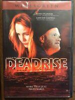 Deadrise (DVD, 2011) Rare Horror OOP Renée O'Connor Larry Joe Campbell