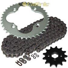 O-Ring Drive Chain & Sprocket Kit Fits HONDA TRX400EX TRX400X Sportrax 400 05-14