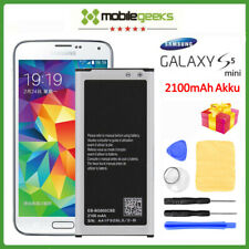 Für Original Samsung Galaxy S5 Mini SM-G800F Akku Batterie Accu EB-BG800BBE