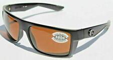 Costa Del Mar Motu Blackout Copper Mirror Sunglasses 580G Glass MTU 01 OCGLP