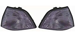BMW 92-98 E36 3 Series Coupe Convertible DEPO EURO Corner Lights PAIR