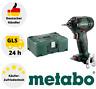 Metabo Akku Schlagschrauber SSD 18 LTX 200 BL 18 V Bürstenloser Motor im Koffer